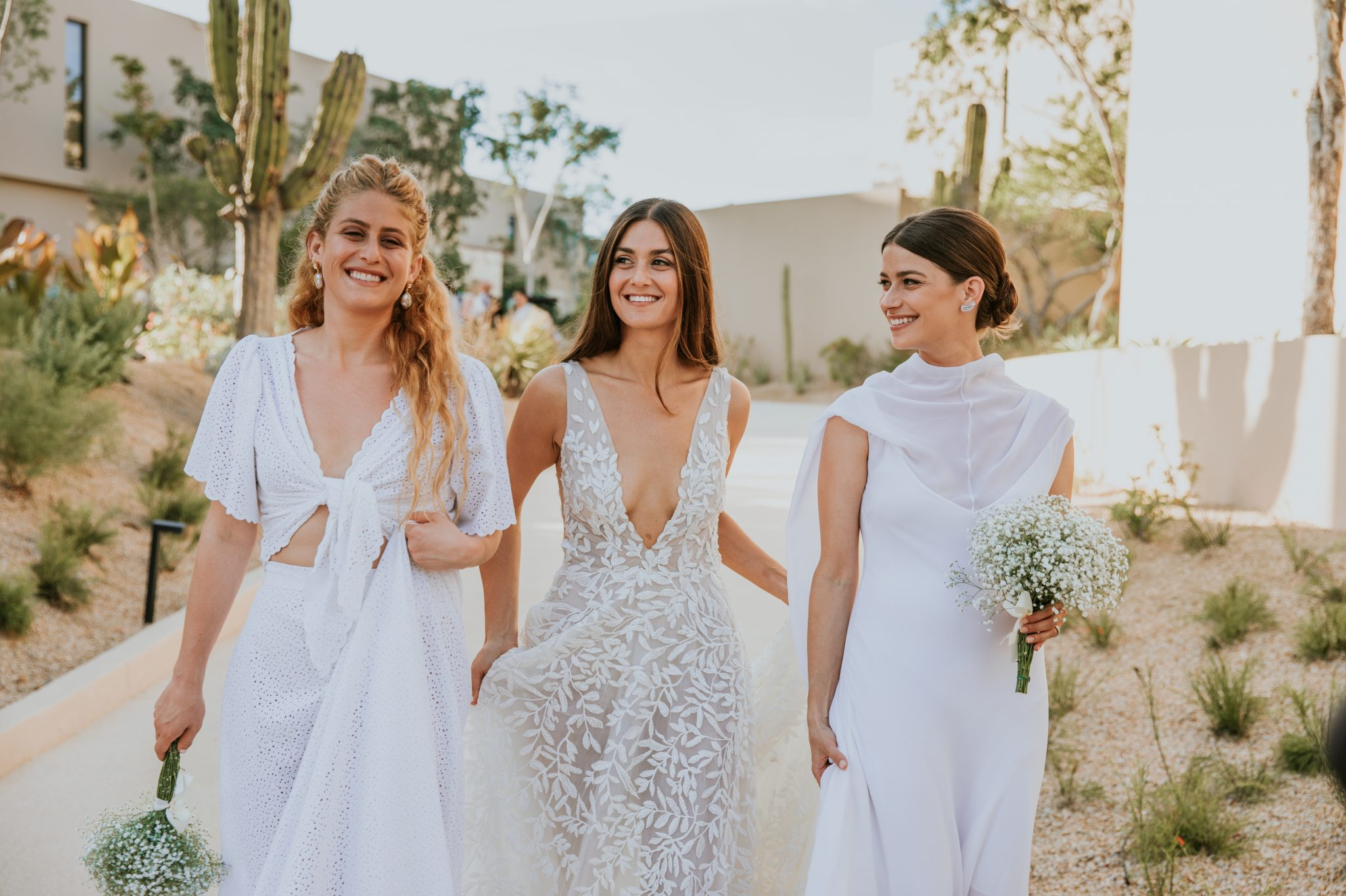 Lee Grebenau brides wedding in Cabo Mexico