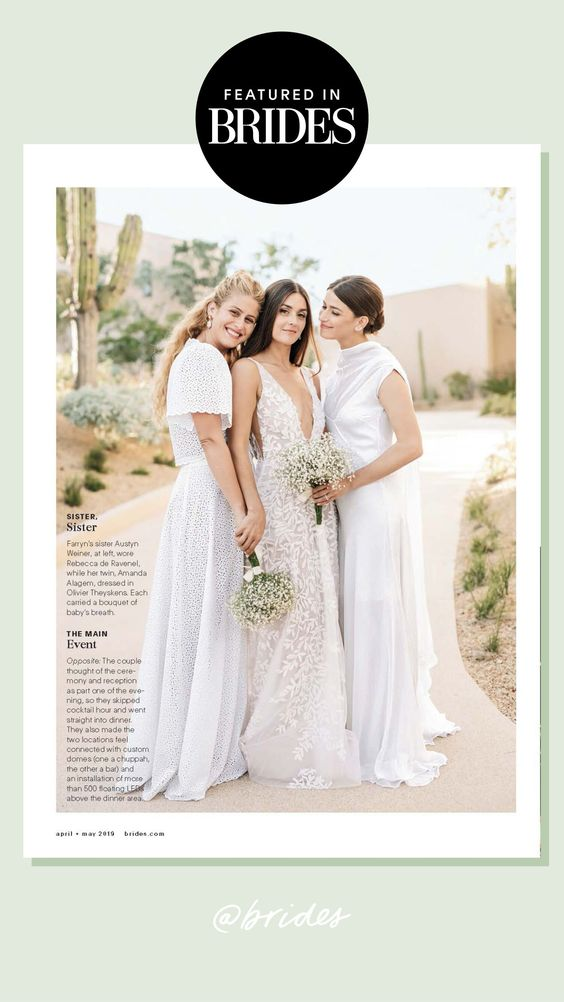Lee Grebenau Brides magazine