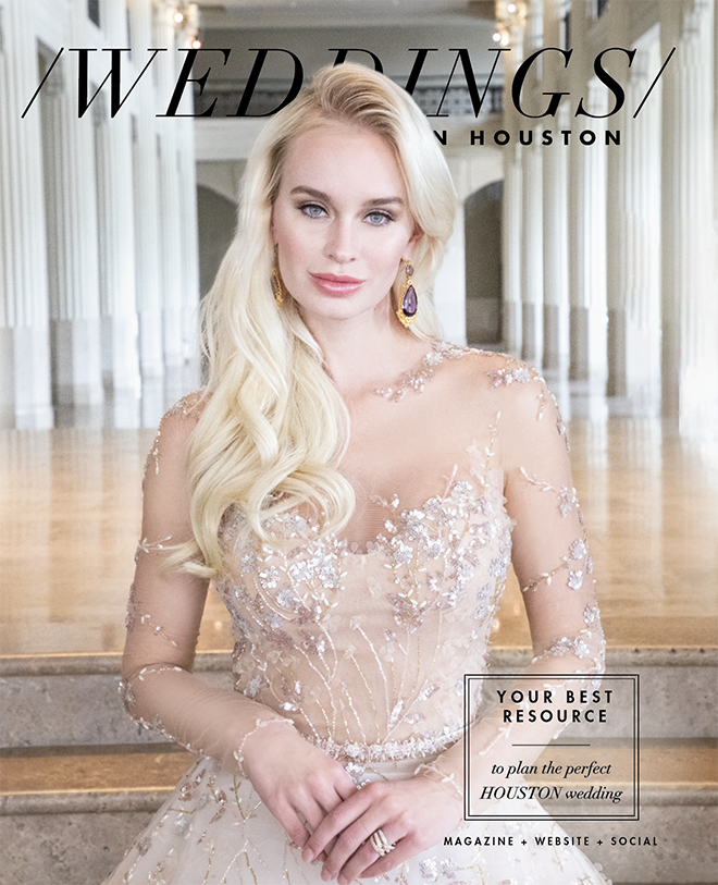 Lee Grebenau Weddings in houston mag
