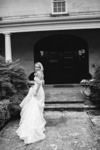 LPG Bride Wore the Spring Gown